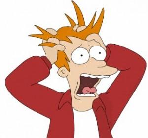 Fry Stressed